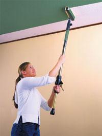 Como pintar un techo como decorar paredes - Como pintar el techo ...