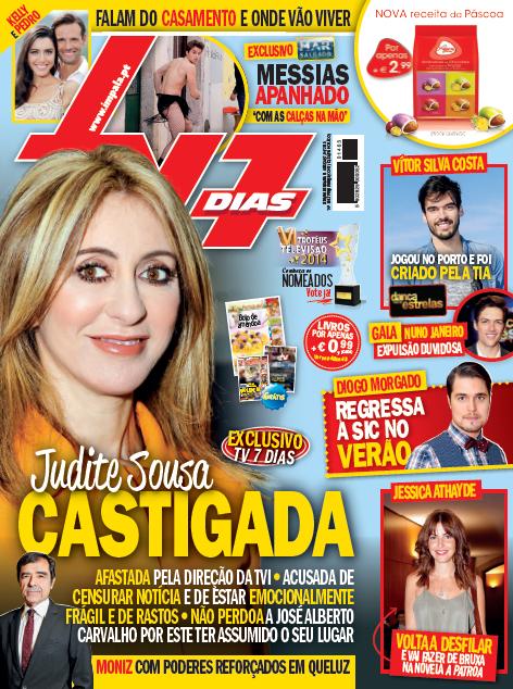 TVI indignada com a notícia da TV7 Dias