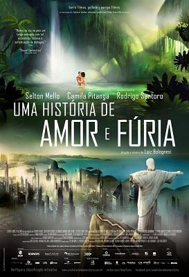 Uma História de Amor e Fúria 2013