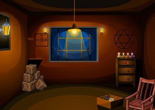 Play EnaGames Old Room Escape …