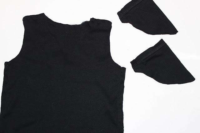 tshirt pattern pieces