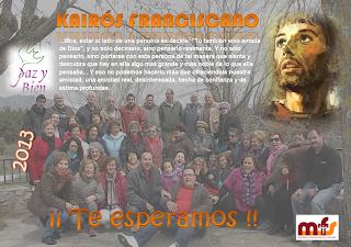 KAIRÓS FRANCISCANO