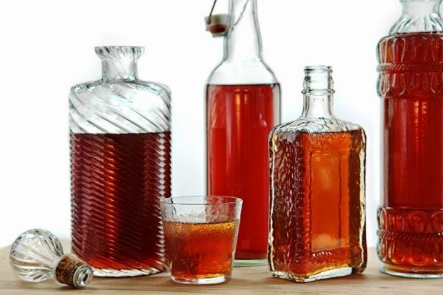 Как сделать настойку на спирту