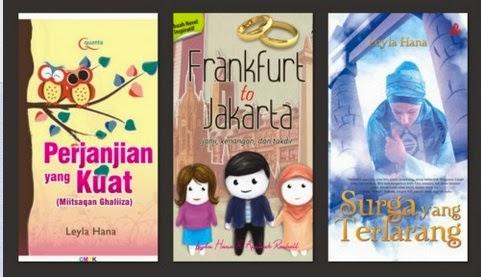 Novel Terbit 2013