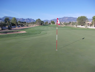 Sierra Vista Open Greens