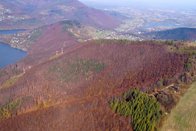 jesienny wypad na Żar