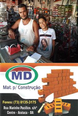 MD Mat. Para Construção