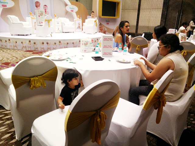 Pampers Event softestforbabyskin