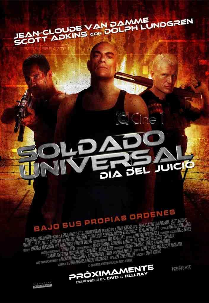descargar Soldado Universal 4, Soldado Universal 4 latino, ver online Soldado Universal 4