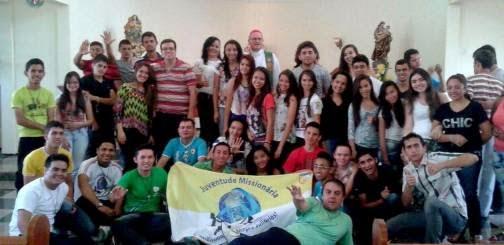 Juventude Missionária do Ceará realiza Encontro para Líderes