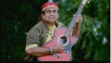 Brahmandam as Jayasuriya in KING Movie