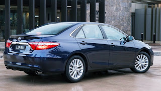 2016 Toyota Camry Altise Review Ride and Handling
