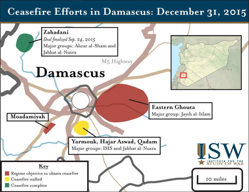ISW Blog UN Push for Ceasefires in Syria Achieves Results but