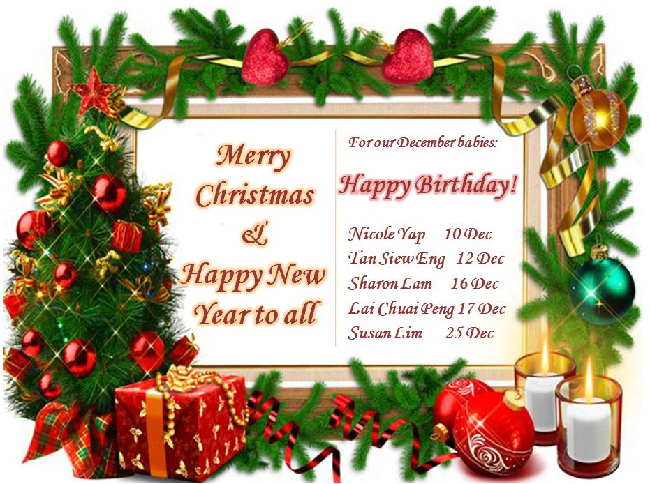 xmas new year december birthday wishes