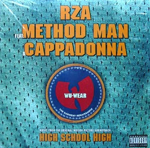 "RZA / Real Live ‎– Wu-Wear: The Garment Renaissance / Get Down For Mine (1996, 192, 12"")"