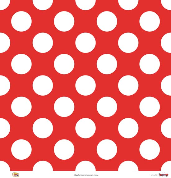 Red Polka Dot Cake Ideas and Designs