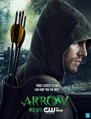 Mũi Tên Xanh Phần 3 - Arrow Season 3