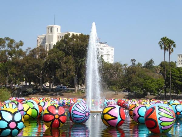 Spheres MacArthur Park