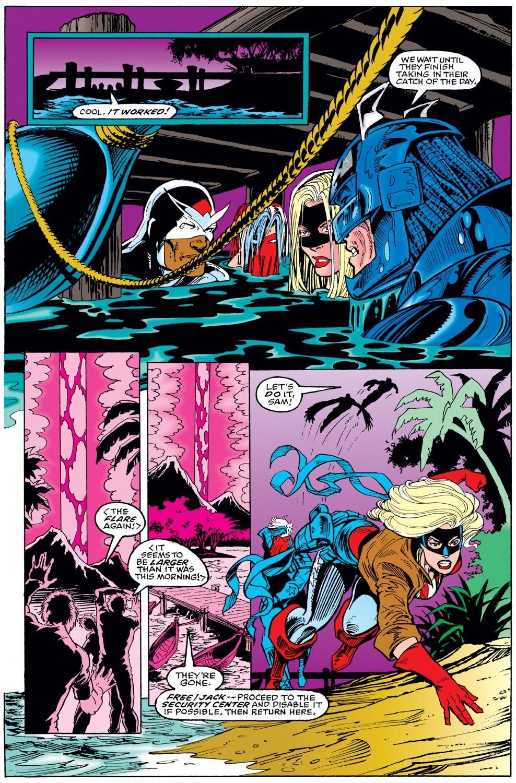 Captain America (1968) Issue #440 #392 - English 13