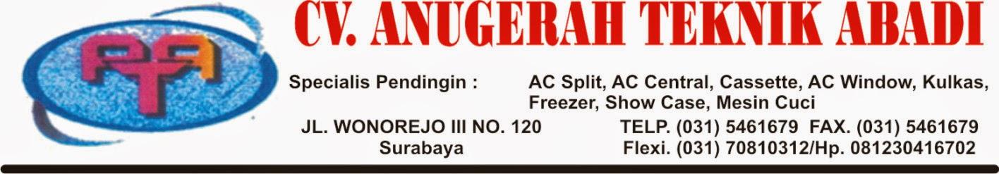 Service AC Surabaya