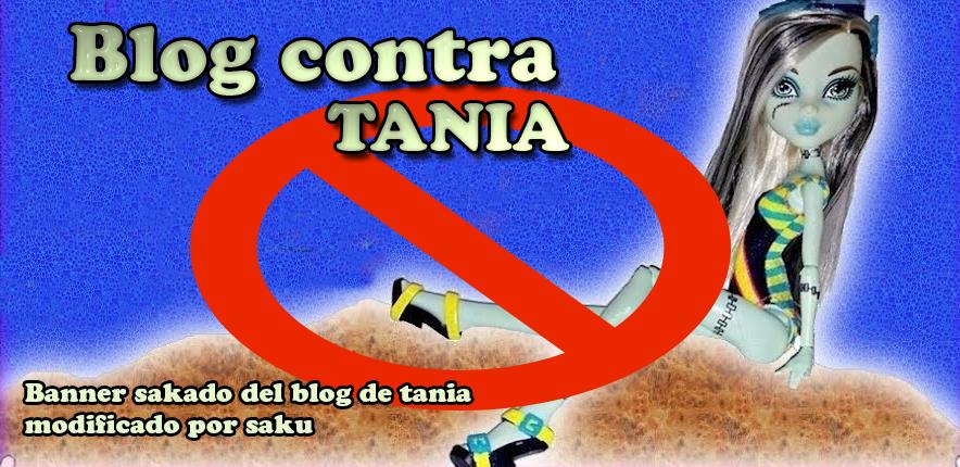 Blog contra Tania
