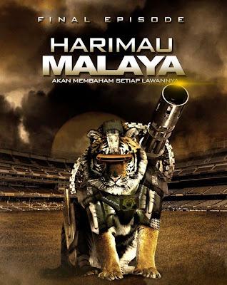 Harimau Malaha, Harimau Muda, Pasukan Harimau Malaya, Malaysia