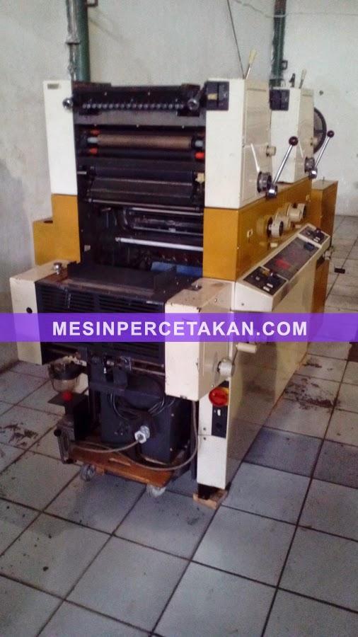 Ryobi Itek 3985 | mesin cetak 2 warna