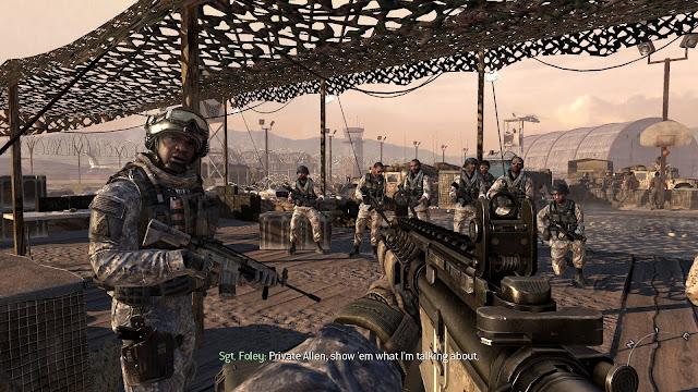 Call Of Duty 6 Modern Warfare 2 Full Tek Link İndir + Torrent