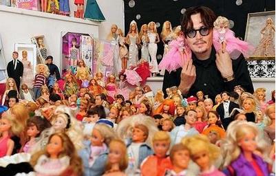 johnny depp-barbie