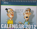 Get a copy of the 2012 Rideau Desktop Calendar
