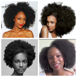 Don't be shy: The Big Afro