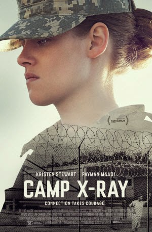 Camp X-Ray: Theatrical Poster