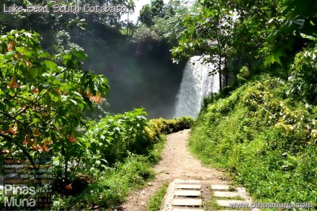 Lake sebu seven falls zipline lake sebu seven falls zipline is 180 meter high and is considered as one of the tallest ziplines in asia the zipline is located in an eco tourism park thecheapjerseys Gallery