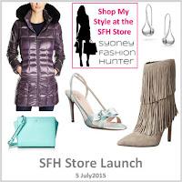 Sydney Fashion Hunter - SFH Store Launch