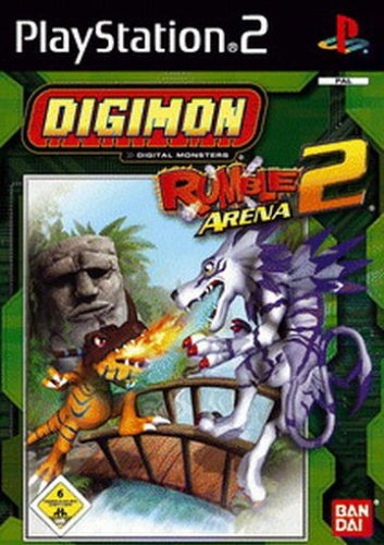 Torrent Super Compactado Digimon Rumble Arena 2 PS2