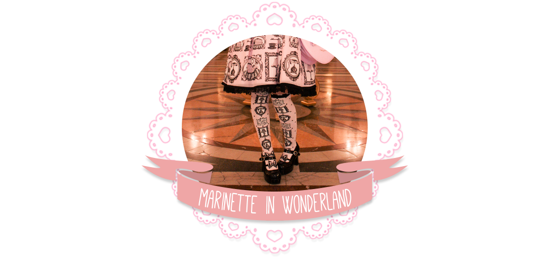 ♥ Marinette in Wonderland ♥