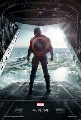 [32314] Nuova locandina di Captain America Il soldato d?inverno ? Trailer Giovedì! | Film Update