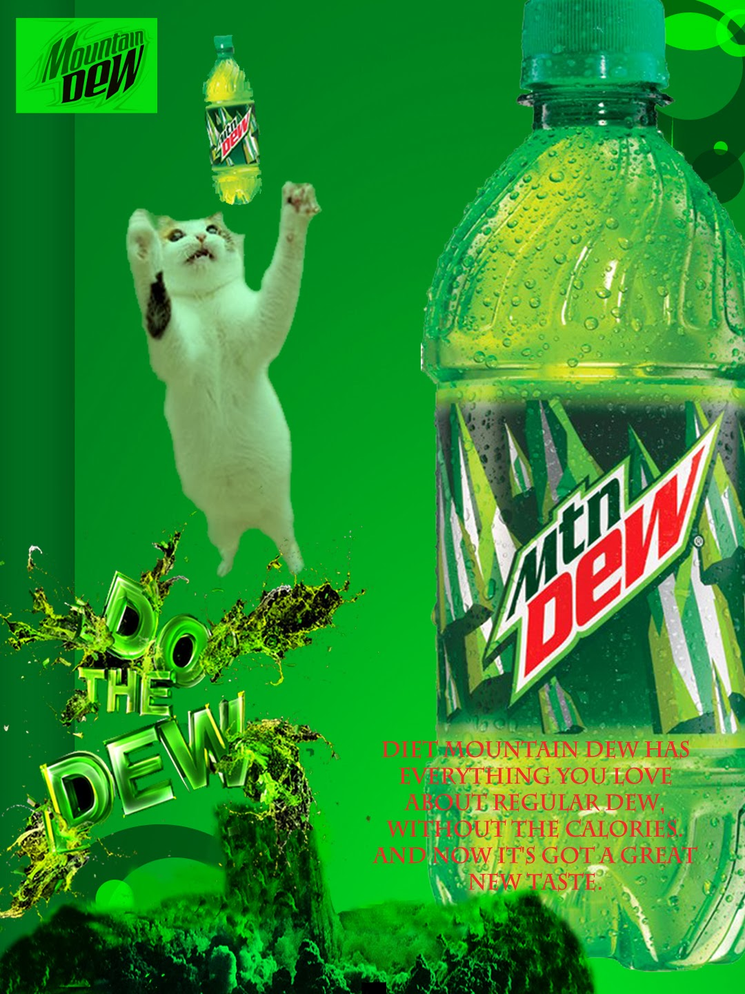 quiz 5 mountain dew 11 energizing facts about mountain dew according to dick bridgforth's mountain dew: the best strategy for guessing on a multiple-choice quiz.