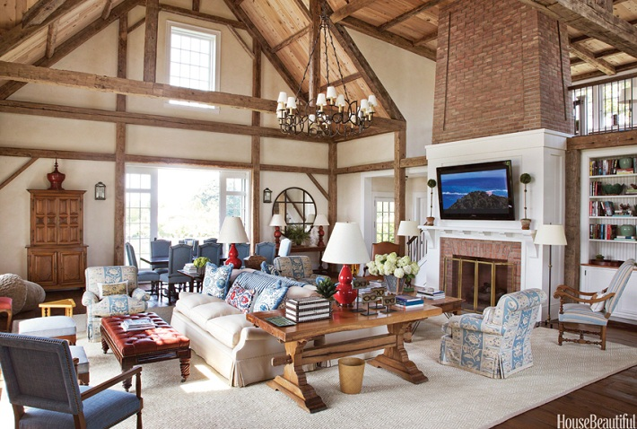 Mix And Chic Beautiful Rustic Room Ideas