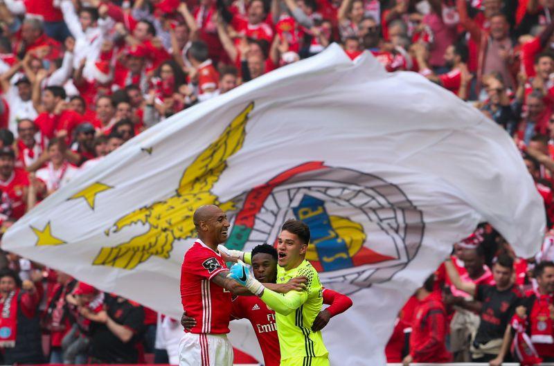 13-05-2017 - Benfica Conquista 1º Tetra Campeonato