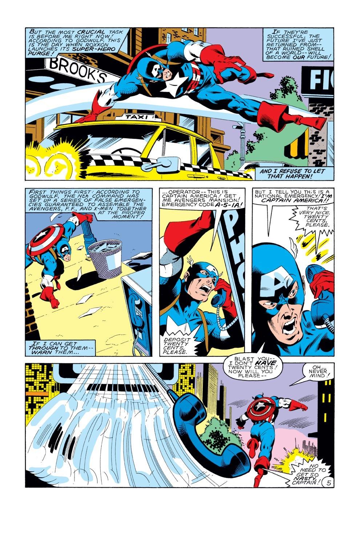 Captain America (1968) Issue #289 #205 - English 6