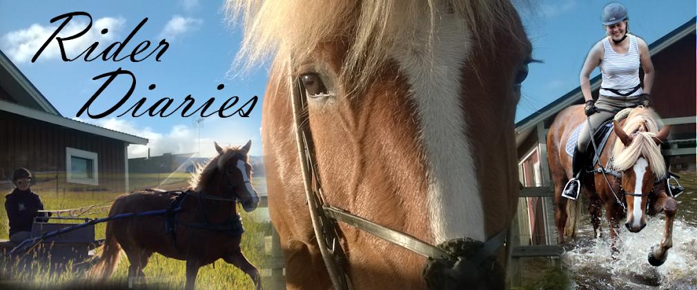 Rider Diaries