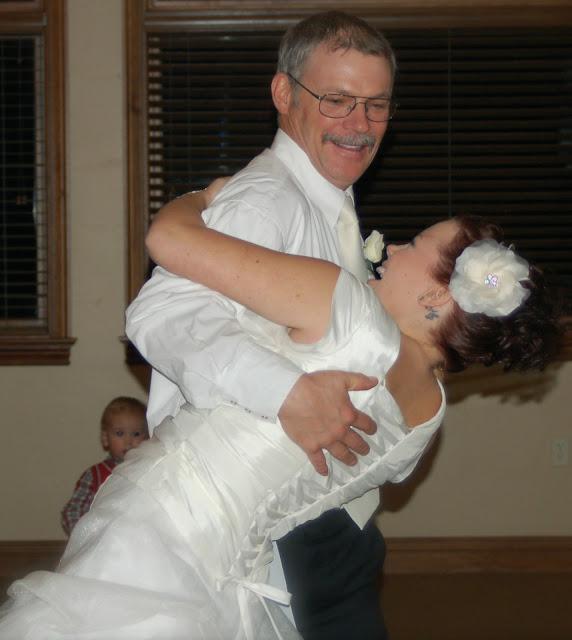 wedding, modest wedding dress, father daughter dance,