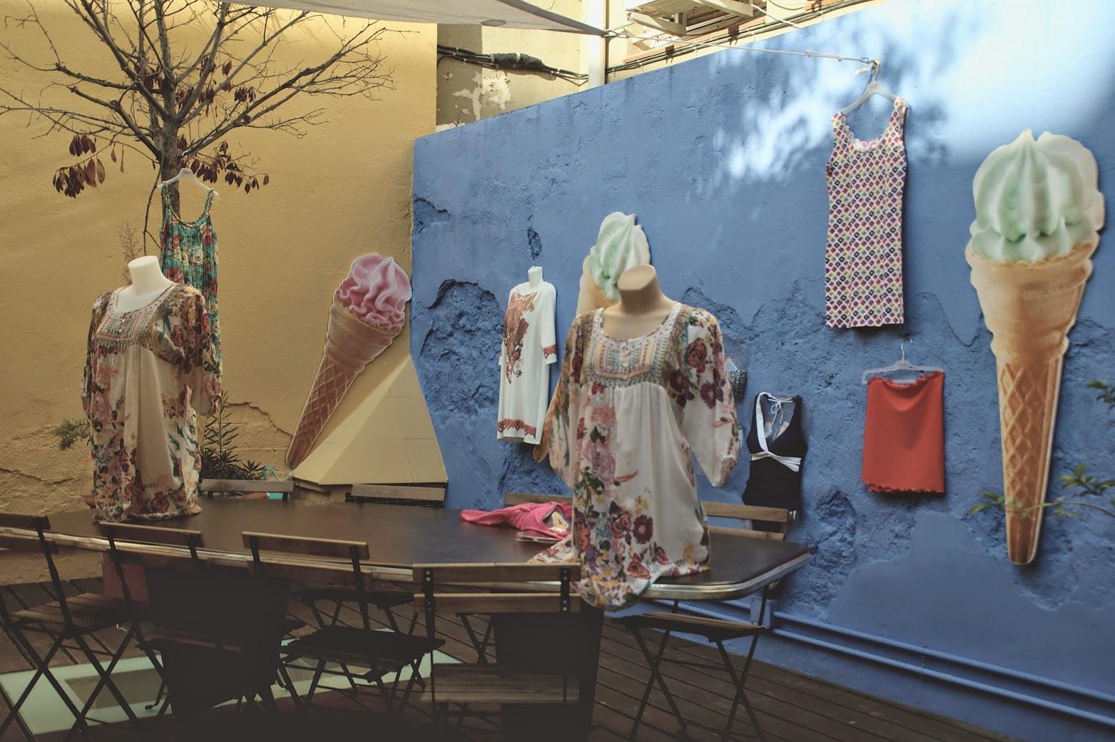 Venca tienda Barclona