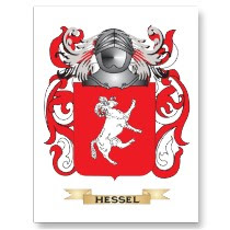 Brasão família Hessel