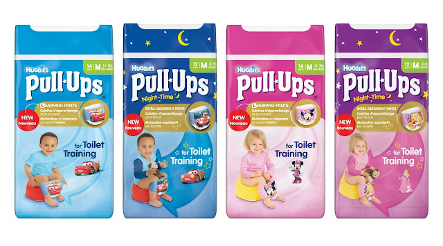 Win the Ultimate Potty Training Bundle from Huggies
