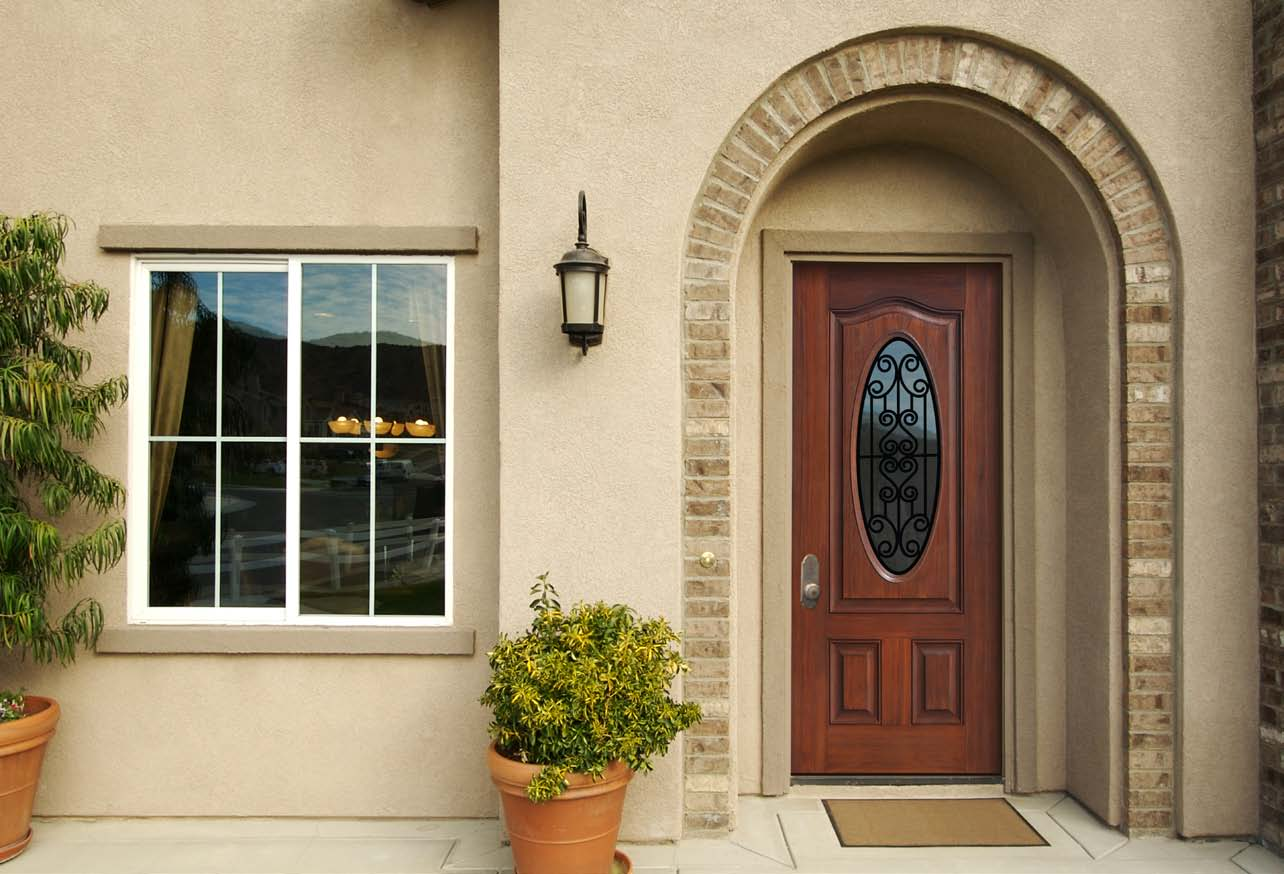 Us door and more inc fiberglass doors the most trusted for Fiberglass entrance doors