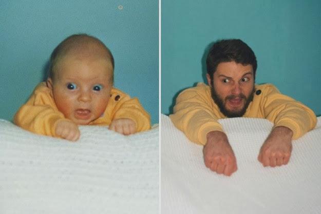 hilarious childhood photos