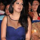 Lakshmi Rai in Blue Dress Spicy Photo Gallery