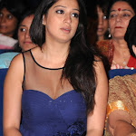Lakshmi Rai in Blue Dress Spicy Photo Gallery